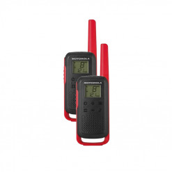 Vysielačky PMR MOTOROLA TLKR T62 červené 8km