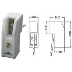 Sada detský kufrík kozmetický 19ks ružový 008-917A
