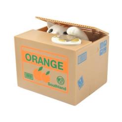 Koaxiálny kábel cierny (vonkajší) 305m S6TSV/BK