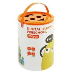 Teplomer bezdrôtový biely HOME HC11