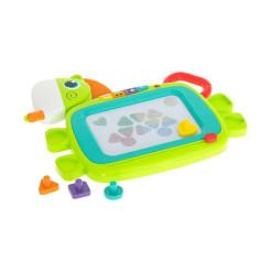 Lampa montážna LED ACCU HOME WL3W+7L