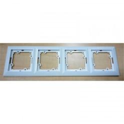 Lampa solárna zapustená do zeme štvorcová 75826
