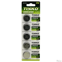 Batéria TINKO CR2016