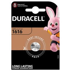 Batéria DURACELL CR1616