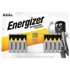 Batéria ENERGIZER LR03/AAA 8blister