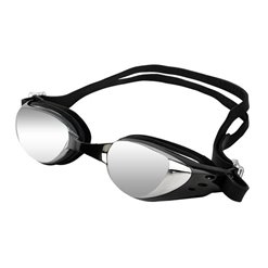 Okuliare na plávanie čierne
