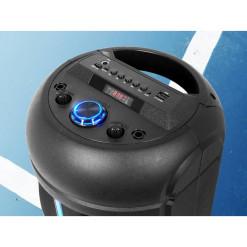 Váha osobná digitálna ESPERANZA EBS022W (merá tuk,vodu,sv)