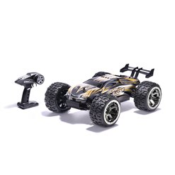 RC model auto na D.O. LAND BUSTER 4W-45km/h YELLOW