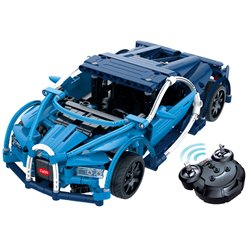 RC model auto BUGATTI CHIRON na D.O. deTECH C51053