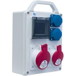 RC model traktor na D.O. RC FARM TRACTOR E351-003